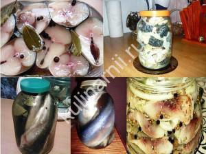 как засолить рыбу рецепты с фото