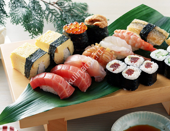 как приготовить суши и роллы фото