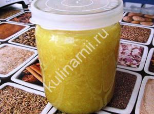 имбирь с лимоном и мёдом рецепт с фото