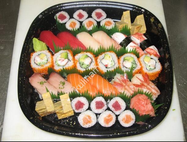 рецепты японской кухни с фото