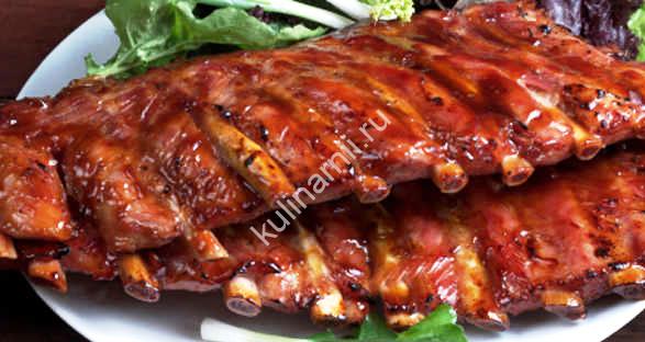 свиные рябчики в духовке рецепт с фото