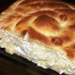 болгарский пирог с сыром фото