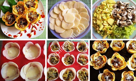 Оригинальные рецепты горячих блюд для праздничного стола