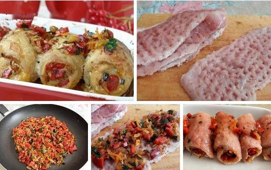 Блюда из свинины рецепт к праздничному столу