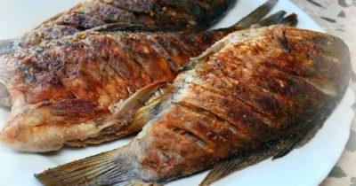 Как пожарить рыбу
