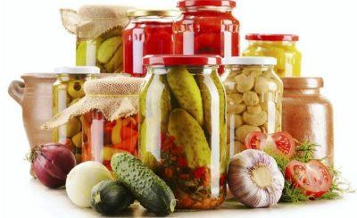 Универсальный маринад для любых овощей