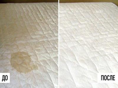 Самый эффективный и быстрый способ почистить любимый матрас