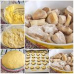Рассыпчатое сметанное печенье получается мягкое и достаточно сытное.