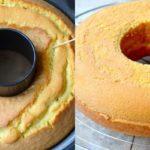 Воздушный итальянский кекс «Облачко» («Nuvolino»): можно есть бесконечно, настолько легкий… Готовится не просто, а очень просто.