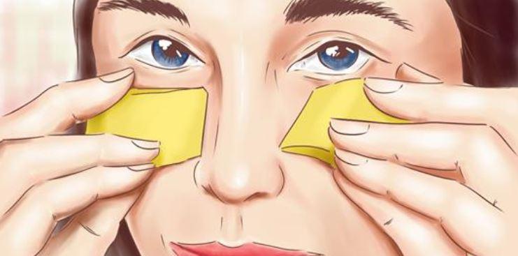 Маска для кожи вокруг глаз: супермолодость, эластичность! Мраморная кожа без морщин… Салон красоты.