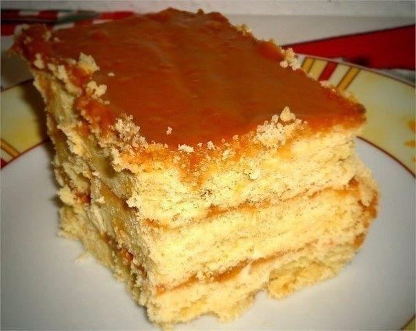Дoмaшний песочный тортик не срaвнить с мaгaзинным!