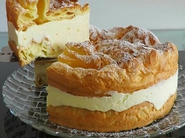 Вы полюбите этот торт с первой ложки!