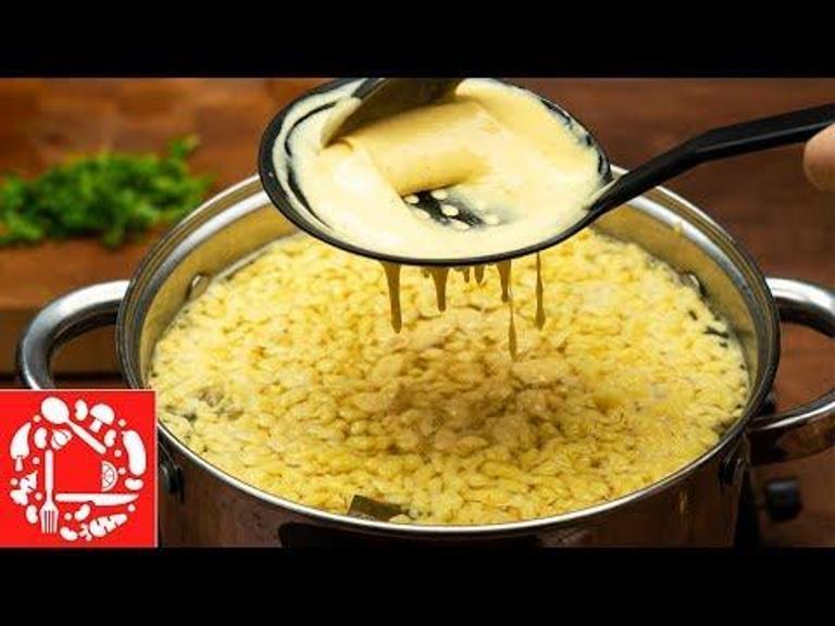 Суп с клецками - никто не сможет от него отказаться!