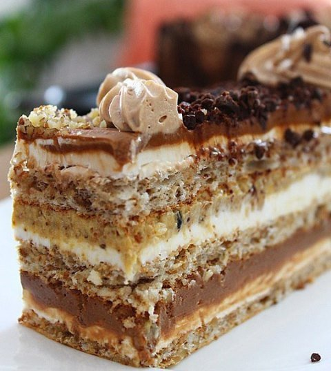 Хорватский торт, который станет настоящим деликатесом на вашем столе