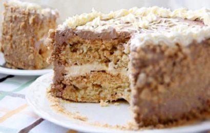 Настоящий Киевский торт. Обалденная штука!