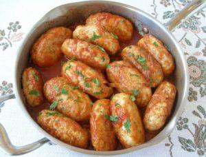 Самое вкусное второе блюдо — гречаники
