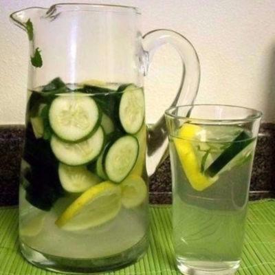 Как приготовить воду Сасси