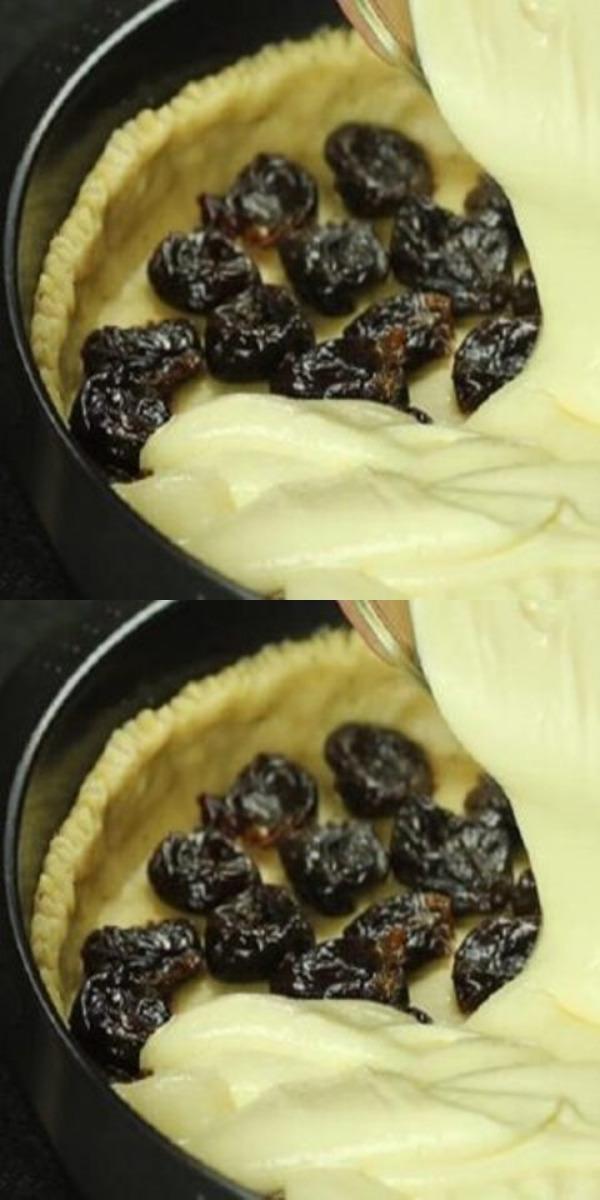 Невероятно простой в исполнении пирог, который удивит вас своим вкусом.