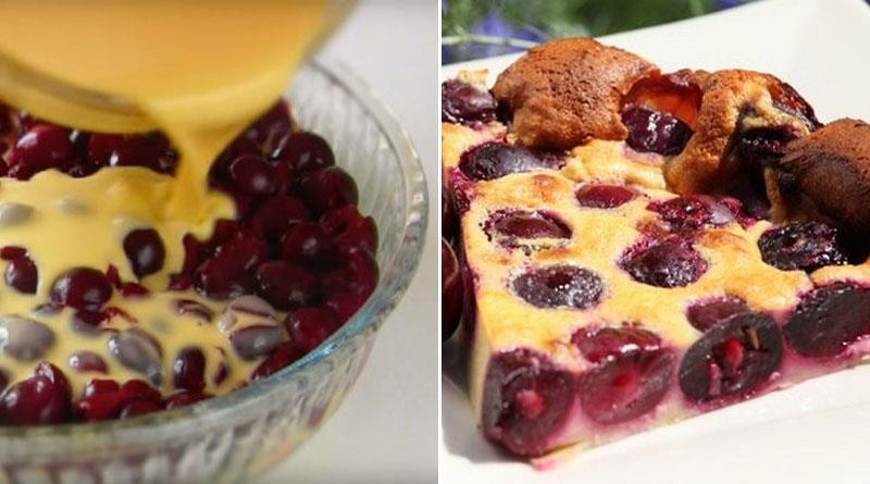 Французский десерт, в котором много начинки и мало теста.