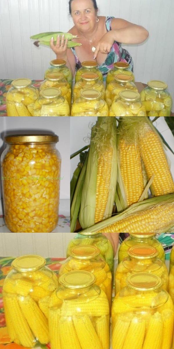 Как правильно мариновать кукурузу