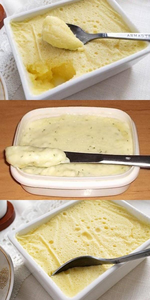Домашний плавленый сыр. Затмит все за столом. Улетное блюдо. Влюбляешься с первой ложки
