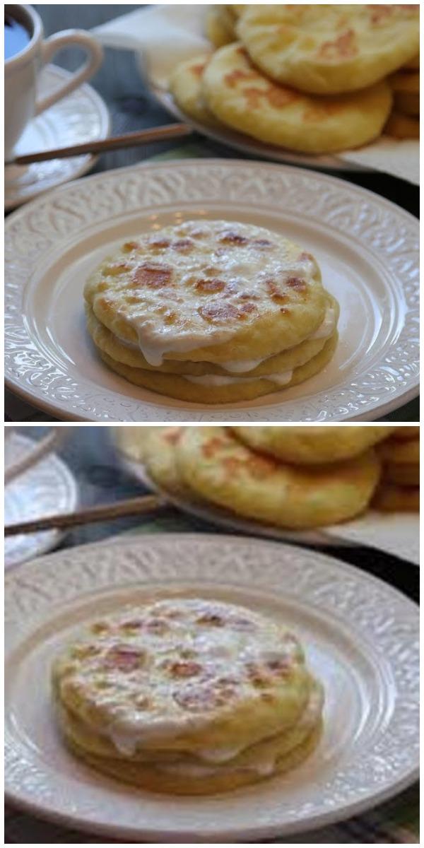 Завтрак Моментальный, доступен Всем! Обалденные творожные пышки на скорую руку