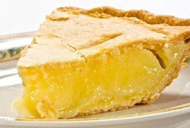 Нежный лимонный пирог: лакомство, невероятно вкусное! Мой рецепт!