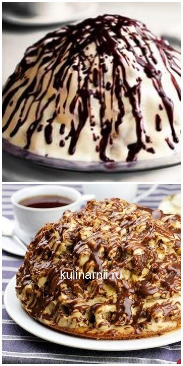 Обалденно вкусный торт «Пинчер». Его вкус сводит всех с ума