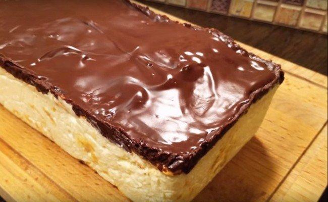 Суперский торт без выпечки за 15 минут