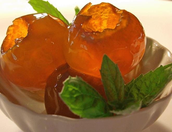 Прозрачное варенье из яблок. Вкуснее не бывает.